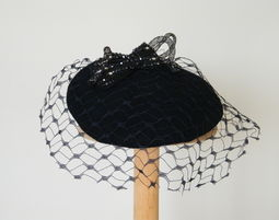 Women's hats Tel Aviv, Wedding Hats Raanana, hats for special event - Cocktail Hat