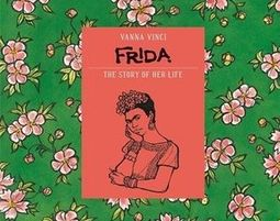 Frida The Story of Her Life - רומן גרפי