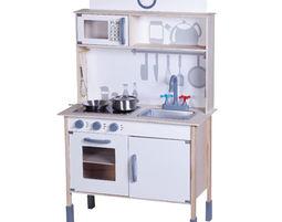 מותג חדש מטבח עץ לילדים | מרמלדה מרקט QZ-85