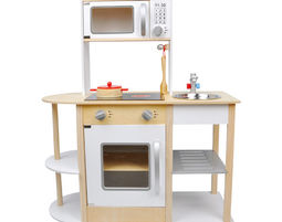 מעולה מטבח עץ לילדים | מרמלדה מרקט PK-26