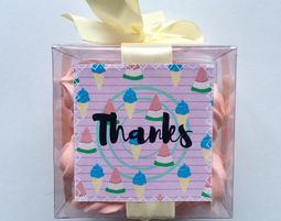 Just thanks giveaway mini BOX - Giveaway