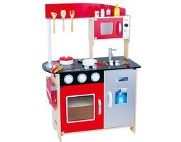 מתוחכם מטבח עץ לילדים | מרמלדה מרקט PF-62