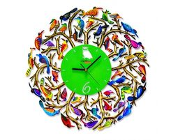 שעון קיר דוד גרשטיין Nature Time Clock קוטר 50 ס