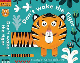 LITTLE FACES - DON'T WAKE THE TIGER - ילדים