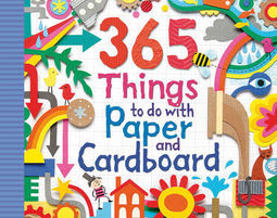 Things to Do with Paper and Cardboard 365 - ילדים