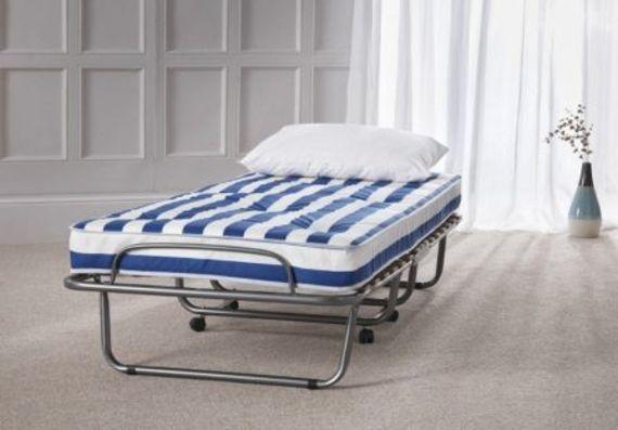 טוב מאוד מיטה מתקפלת ניידת תוצרת איטליה לאירוח, כוללת מזרן נוח במיוחד LQ-66
