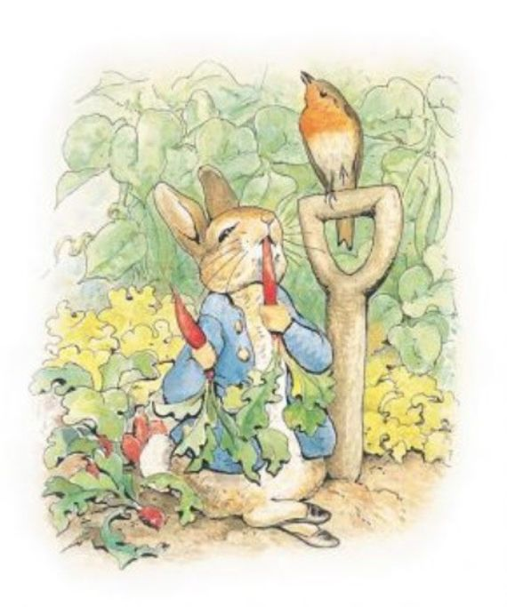 The Art of Beatrix Potter - מונוגרמה