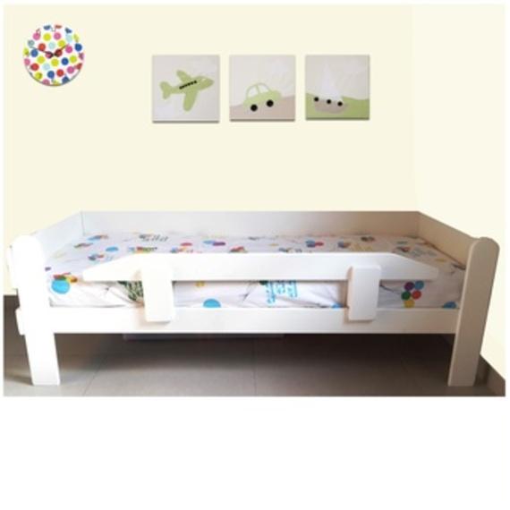 תוספת מיטת מעבר לילדים עד גיל 8 | א.עיצובים בעץ -וודלי | מרמלדה מרקט OS-38